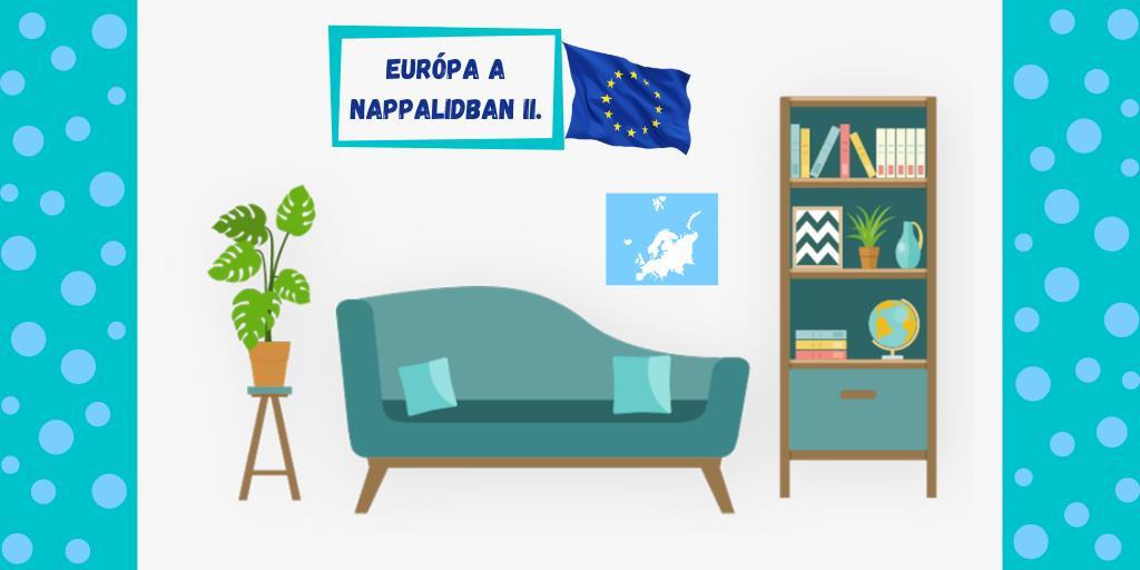 Infónap a nemzetközi mobilitásról - Európa a nappalidban II