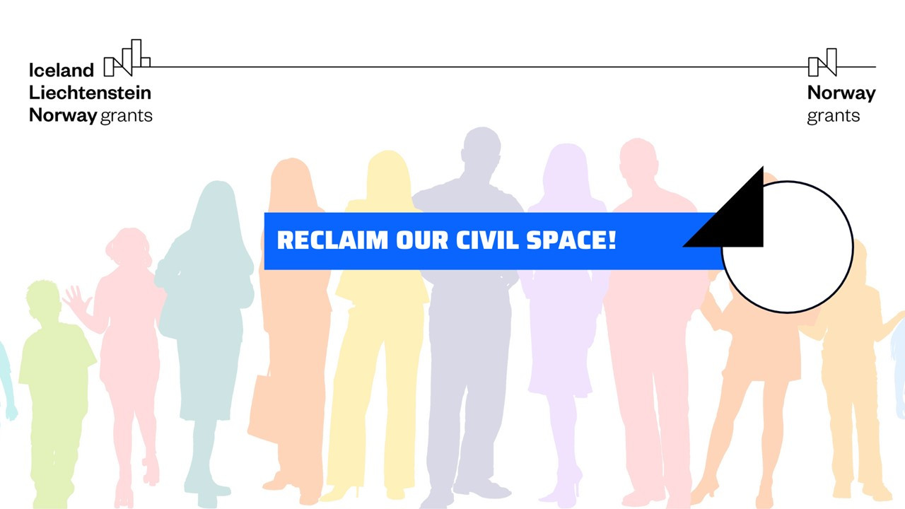 Reclaim Our Civil Space