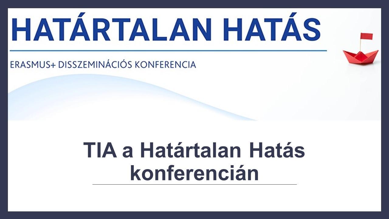 HATÁRTALAN HATÁS - KIEMELKEDŐ PROJEKTTERMÉKEK AZ ERASMUS+ PROGRAMBAN