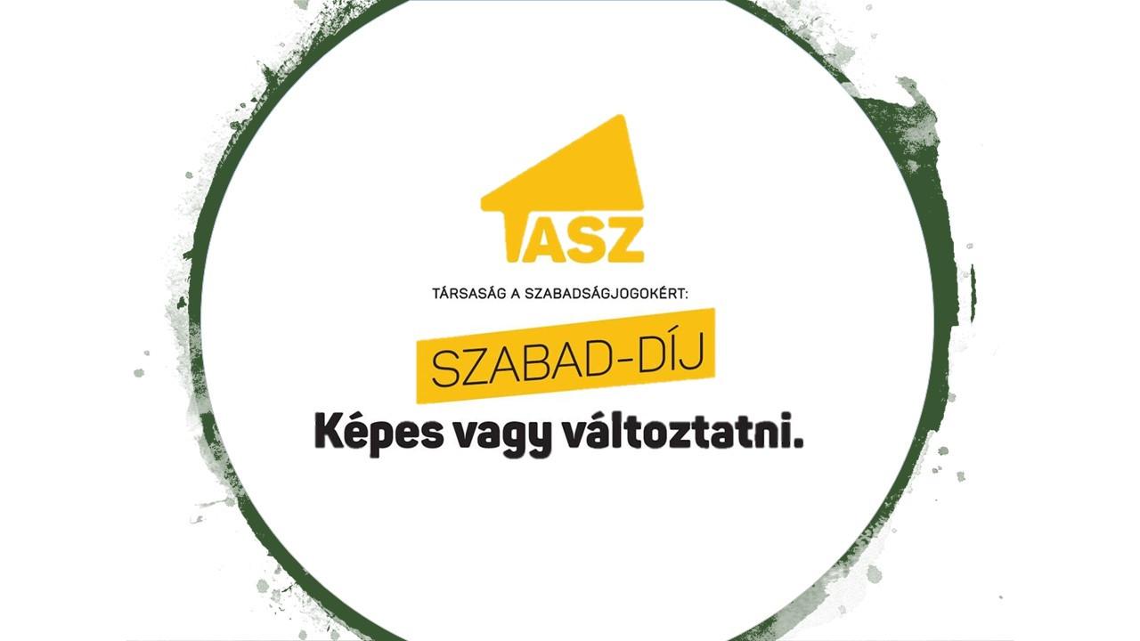Ki kapja idén a SZABAD-Díjat?