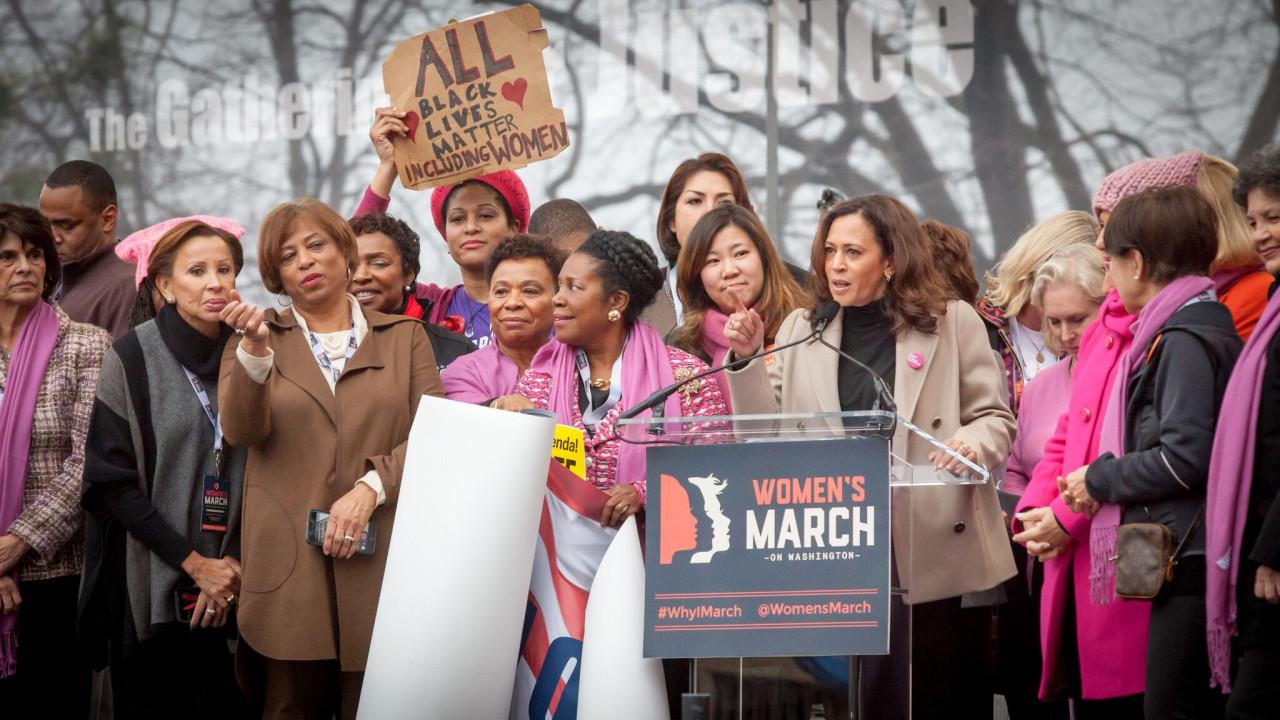 A nap, amikor beiktatják az USA első női alelnökét