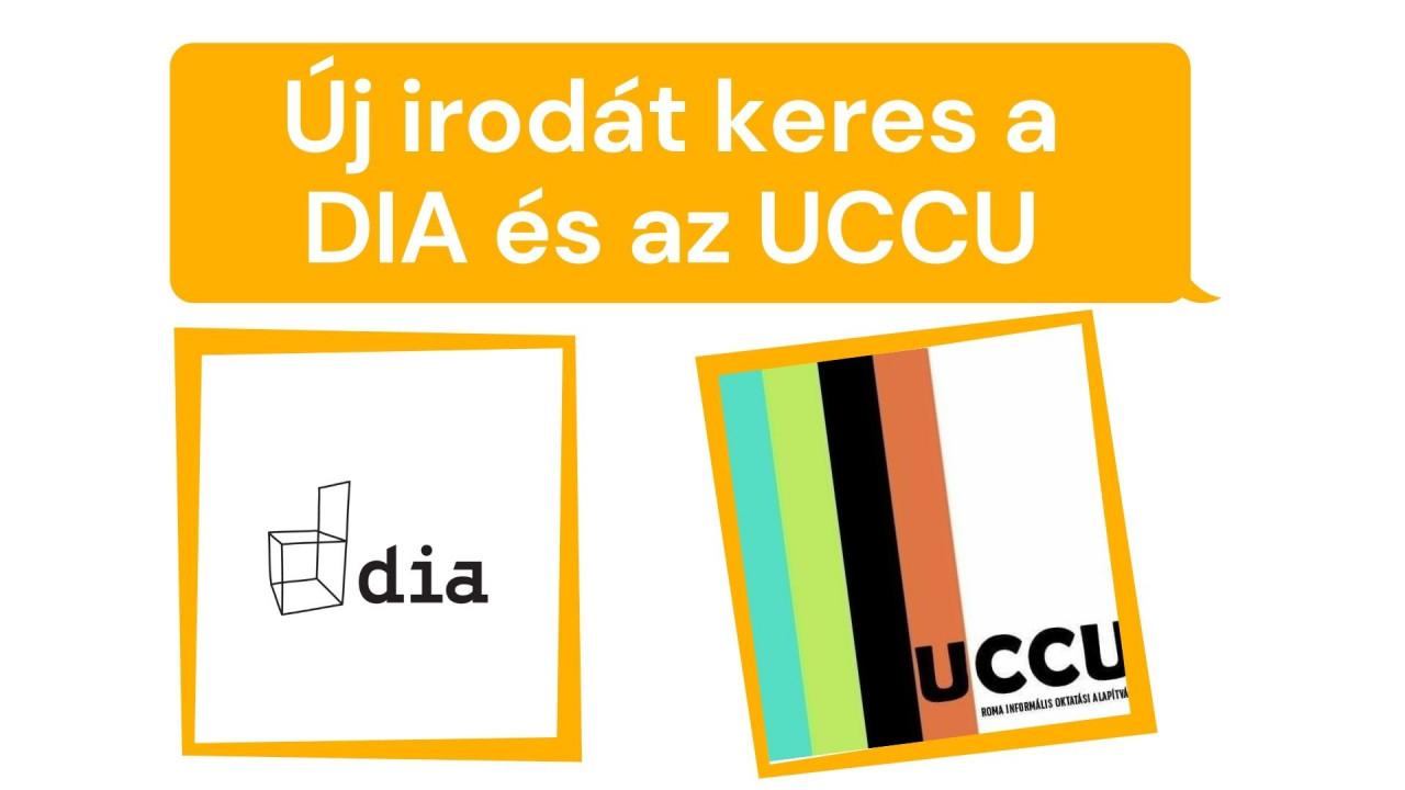 Segítsünk a DIA-nak és az UCCU-nak új irodát találni!