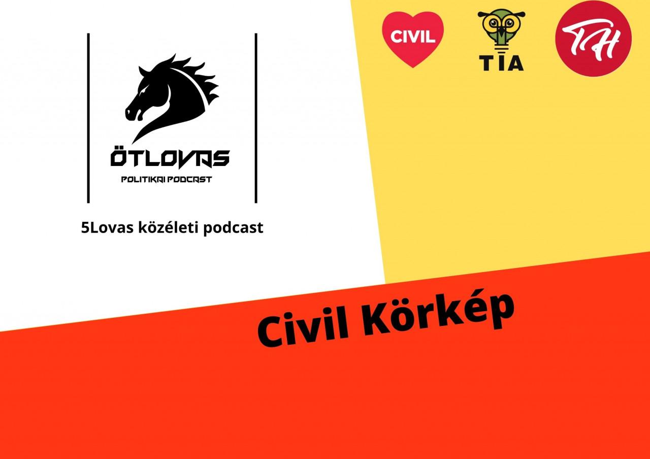 """""""Megpróbáljuk úgy megfogni a politikai a témákat, hogy szórakoztatók és érdekesek legyenek"""" - interjú az 5Lovas Közéleti Podcast szerzőivel"""