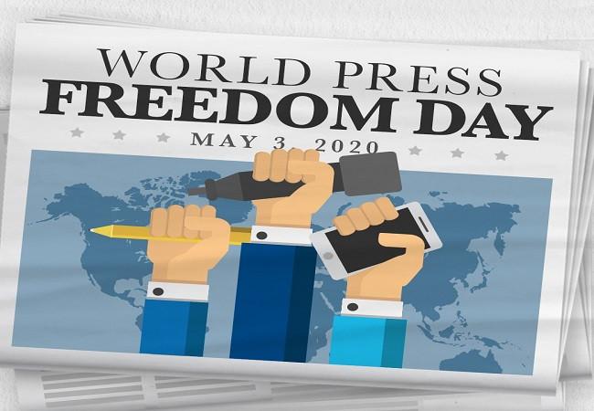 Május 3. – A sajtószabadság világnapja