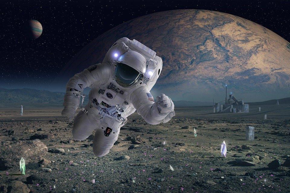 Űrtér és Kibertér - 1.rész: A világűr geopolitikája